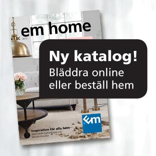 EM Home höstkatalog