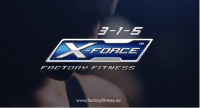 X-Force Factory Fitness